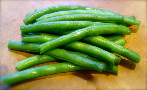 Top & Tailed Green Beans